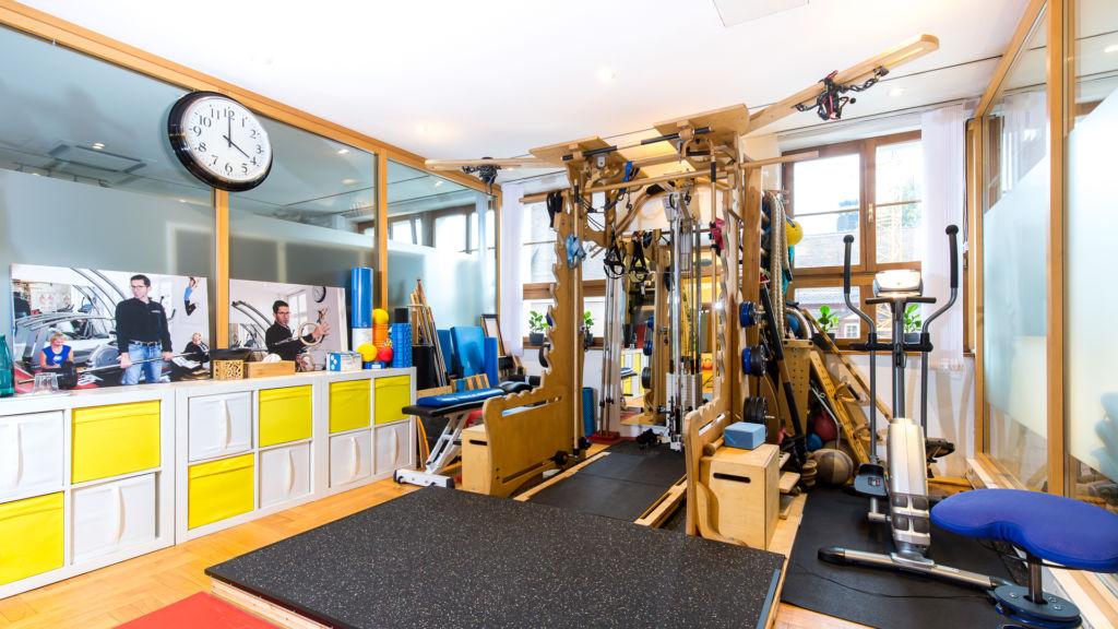 Praxis & Fortbildung-Akademie sport.reha®, Bertoldstraße Freiburg, Osteopathie, Physiotherapie, Sportphysiotherapie, Sportosteopathie, Helix flow