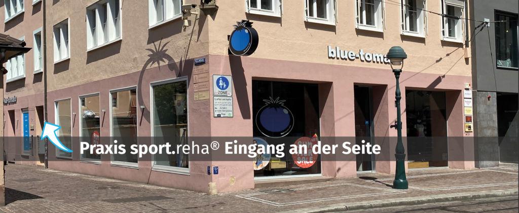 Praxis Sport Reha Freiburg, Edo Hemar, Therapieangebot, Faszientherapie, Sportostepathie